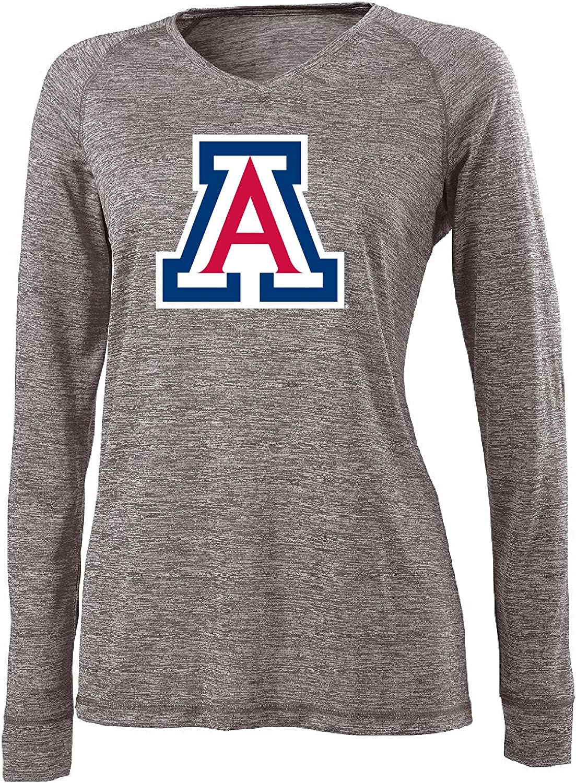 NCAA Utah Utes Nippon regular agency Louisville-Jefferson County Mall Women's Electrify V-neck Sleeve Long 2.0 T