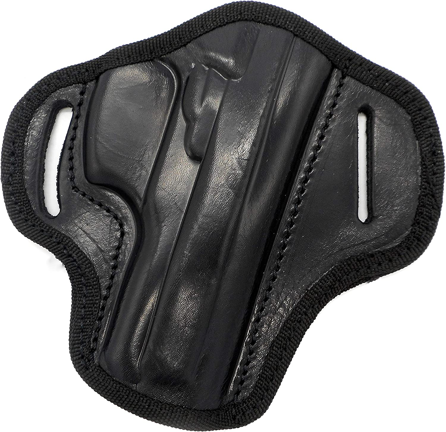 HOLSTERMART USA Right Hand OWB Open Black 発売モデル Holster Le 新品■送料無料■ Top in Belt