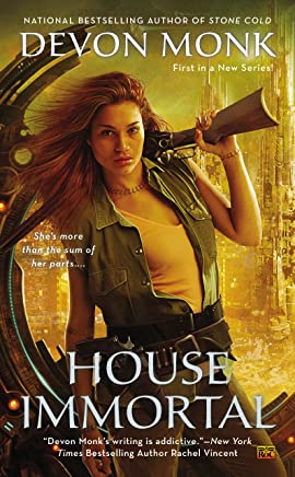 House Immortal (A House Immortal Novel Book 1)