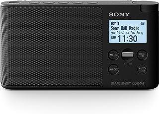 Sony Xdr-S41D - Radio Portatile Fm/Dab/Dab+, Nero
