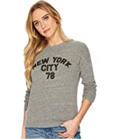 New York City 1978 Super Soft Haaci Pullover
