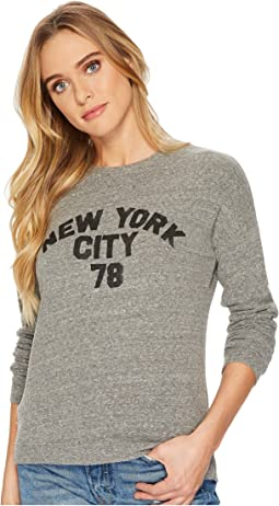 The Original Retro Brand - New York City 1978 Super Soft Haaci Pullover