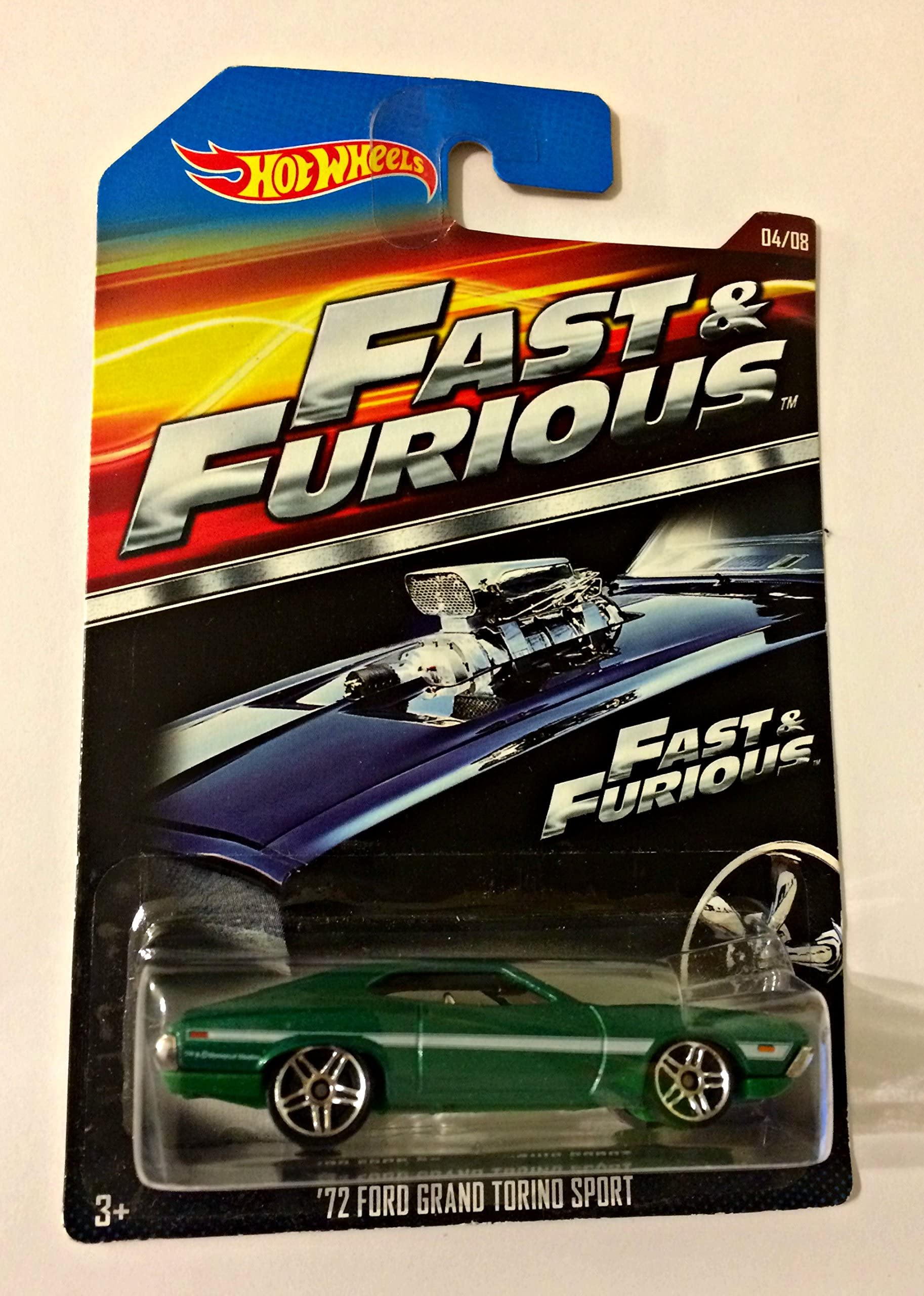 Details about  /2013 Hot Wheels Fast and Furious #4//8 /'67 FORD MUSTANG Walmart Exclusive SP