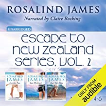 Escape to New Zealand Boxed Set, Vol. 2: Just for Fun, Just My Luck, Just Not Mine