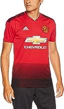adidas 2018-2019 Man Utd Home Football Shirt