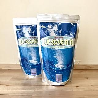 除菌洗浄剤 U-CLEAN(Uクリーン) 1kg12個セット 専用計量スプーン付き