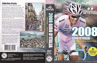 2008 Giro D'Italia - Contador-Italian Conquistador