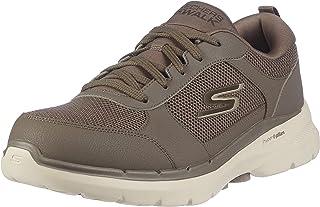 حذاء رياضي رجالي للمشي من Skechers Gowalk 6 - حذاء رياضي برباط أداء رياضي للمشي