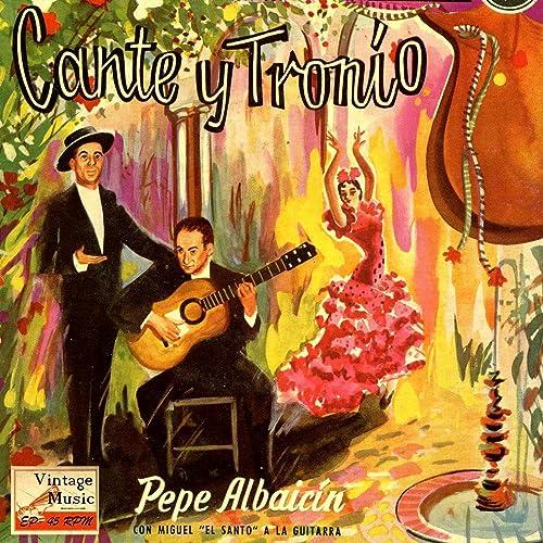 La Pena Del Ciego Grande (Soleares) de Pepe Albaicín en Amazon ...