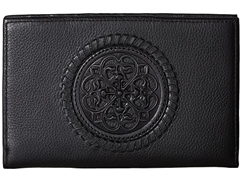 Brighton Ferrara Folio Wallet Black Cheap Sale 100% Guaranteed Cheap Best Wholesale Outlet Clearance Discount Outlet Locations Choice Cheap Price UZe2j