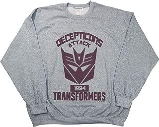【トランスフォーマー】戦え!超ロボット生命体トランスフォーマー|デストロンエンブレム スウェット