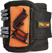 MagBand, siyah, manyetik bileklik, çok güçlü manyetik bileklik, doğum günü için harika bir hediye, erkekler/kadınlar, baba...