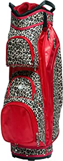 leopard print golf bag