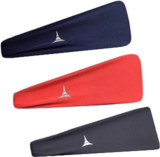 French Fitness Revolution Mens Headband - Guys Sweatband...