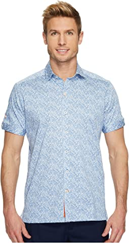 Robert Graham - Modern Americana Thad Short Sleeve Woven Shirt