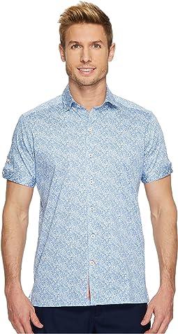 Robert Graham - Modern Americana Thad Short Sleeve Woven Shirt