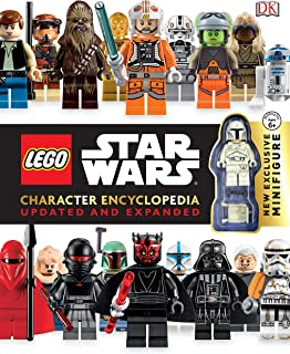 Lego Star Wars Character Encyclopedia: With Minifigure