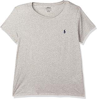 Polo Ralph Lauren-211682521018-Women-Tops-Gray-L