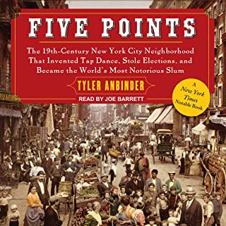 new york 1860 five points