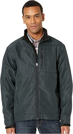 Textured Bonded Jacket