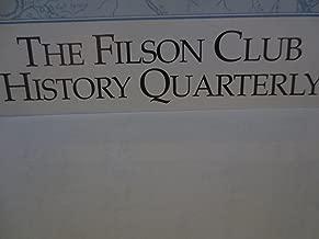 THE FILSON CLUB HISTORY QUARTERLY, v. 71, January 1997, #1