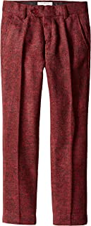 Isaac Mizrahi Slim Boy's Check Pant