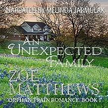 An Unexpected Family: Orphan Train Romance, Book 1
