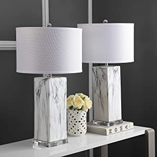 Best marble white lamp Reviews