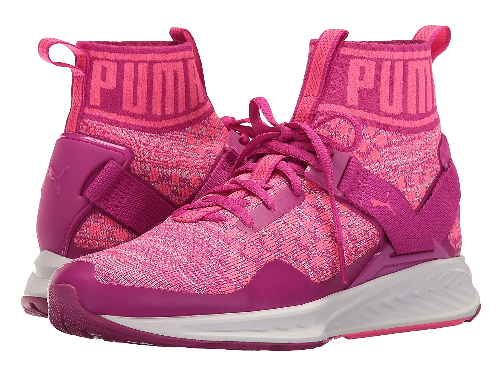 Puma Kids Ignite Evoknit Jr (Big Kid)Cheap and distinctive eye-catching shoes