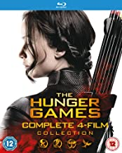 The Hunger Games - Complete Collection 2015