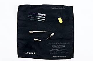 Airbrush Service cleaning & maintenance Kit by Harder & Steenbeck 217500. by SprayGunner