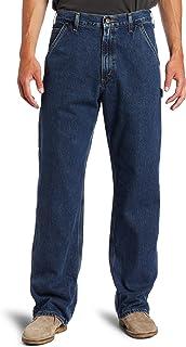 Carhartt Men's Original Fit Work Dungaree Pant (Regular and Big and Tall)