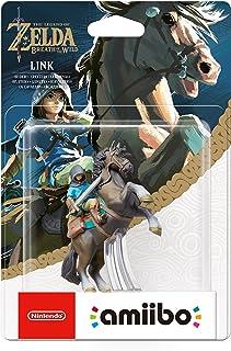 Nintendo - Figura Amiibo Link Jinete Serie Zelda