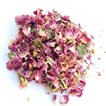 RETYLY Un Sac denviron 25 g de petales de Rose seches