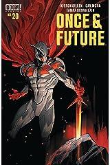 Once & Future #20 Kindle Edition