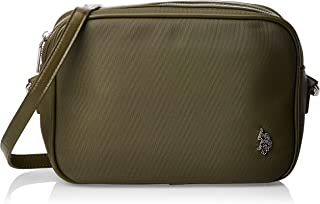 U.S. Polo Assn. Crossbody for Women- Green