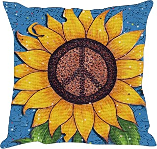 Best peace sign pillow Reviews