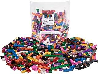 comprar comparacion Strictly Briks Set de Ladrillos de construcción - 672 Piezas de 12 Colores Diferentes - Piezas Sueltas - Compatible con To...