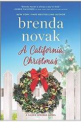 A California Christmas (Silver Springs Book 7) Kindle Edition