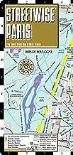 Streetwise Paris Map - Laminated City Center Street Map of Paris, France