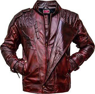 star lord guardians of the galaxy jacket