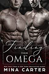 Finding their Omega (Alpha Security Company Book 1) Kindle Edition