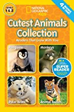 National Geographic Readers: Cutest Animals Collection