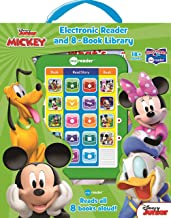 Mickey Mouse Clubhouse - Me Reader Electronic Reader and 8-Book Library - Pi Kids