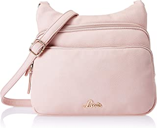Lavie Cetan Women's Sling Bag (Pink)