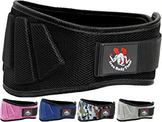 Iron Body Team Fully Adjustable Weight Lifting Belt (6