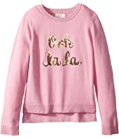 Kate Spade New York Kids - Ooh La La Sweater (Little Kids/Big Kids)