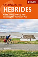 Cycling in the Hebrides: Island touring and day rides including The Hebridean Way (Cicerone Cycling Guides) (English Edition)