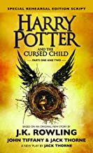 Harry Potter and the Cursed Child: Parts 1 & 2, Special Rehearsal Edition Script