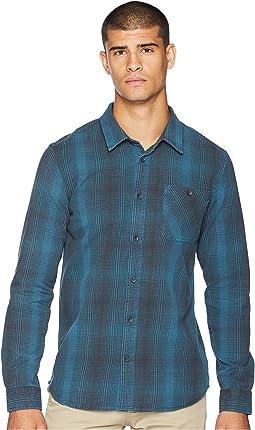 Easton Long Sleeve Woven Top